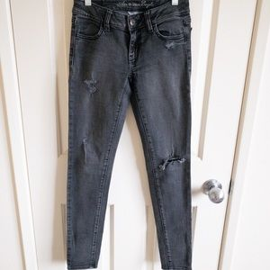 American Eagle Destroyed Jeans